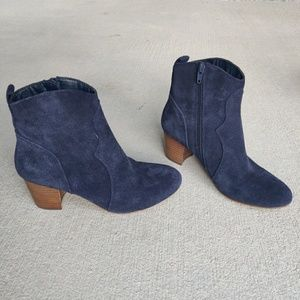 Steve Madden Hipster Faux Suede Boot